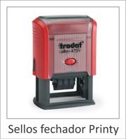 Sellos Fechador Printy