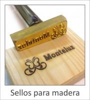 Sellos para Madera