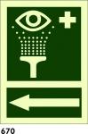 Señal 670 - Fotoluminiscente