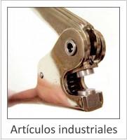 Artículos industriales