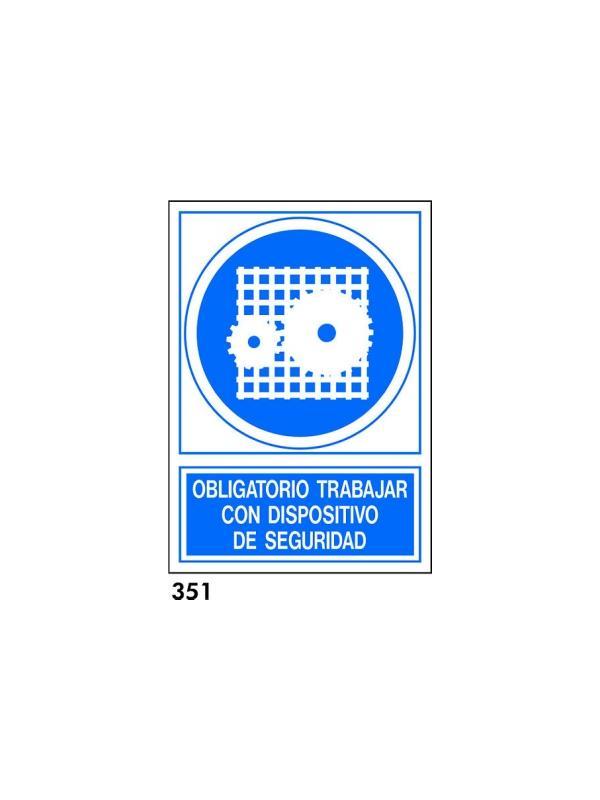 Señal 351 -
