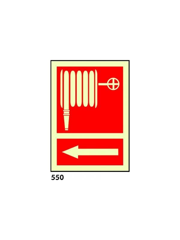 Señal 550