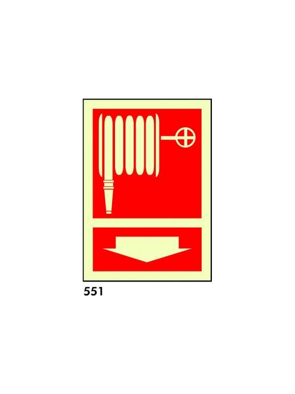 Señal 551