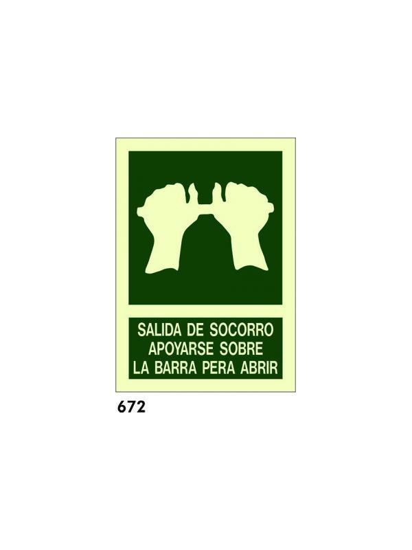 Señal 672